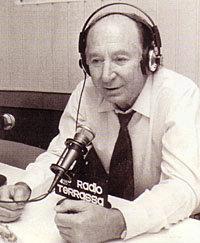Joaquín Soler Serrano y el reporterismo radiofónico