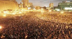 En días como hoy, mañana, desde El Cairo